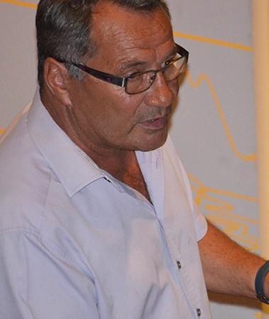 Jean-Louis d'Anglebermes a accueilli la Commission hydrographique du Pacifique Sud-ouest (CHPSO).