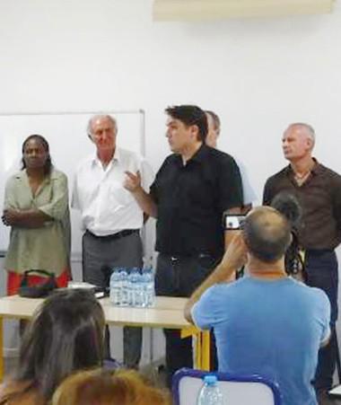 Trente-cinq étudiants inaugurent cette première promotion universitaire de l'antenne du Nord de l'UNC.