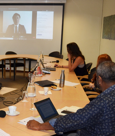 La Nouvelle-Calédonie, représentée par Alexis Labau, conseiller de Christopher Gygès, a participé à la 23e réunion des ministres de l'économie du Forum des Îles du Pacifique.