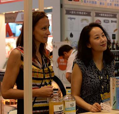 Fin juin 2018, des entreprises calédoniennes ont participé au 26e Salon international Food Show de Taipei (Taïwan).