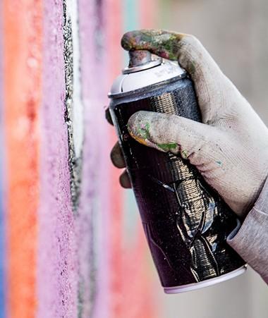 Après la vidéo en 2017, c'est un concours d'arts graphiques, et plus particulièrement de street art, qui est proposé cette année.