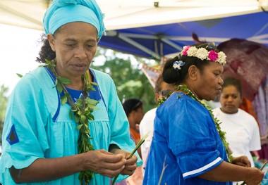En 2017, la Journée internationale de la femme s'est tenue à Poindimié.