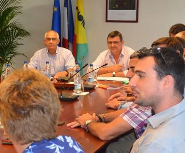 L'acte de naissance de l'Interprofession fruits et légumes a été signé le 5 novembre 2015 au gouvernement de la Nouvelle-Calédonie par l'ensemble des acteurs de la filière.