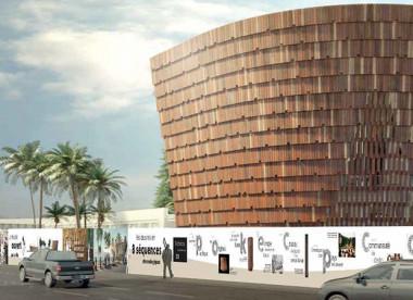 Grâce au projet d'extension qui va entourer le bâtiment existant, la surface du musée sera doublée, tandis que le parcours muséographique sera entièrement renouvelé.