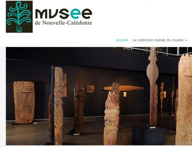 Le catalogue du musée de Nouvelle-Calédonie est accessible depuis le 6 mars sur son site Internet : museenouvellecaledonie.nc.