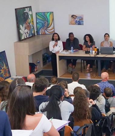 120 élèves de la 6e à la 2de, du lycée Blaise-Pascal et des collèges Georges-Baudoux, St-Joseph-de-Cluny et Jean-Mariotti, ont participé à cet évènement.
