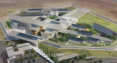 Inspirée du mode de vie océanien, la structure de 5 400 m2 sera construite à Païmboué.