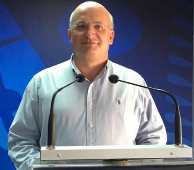 Yoann Lecourieux, en charge notamment du secteur du budget et des finances au gouvernement.