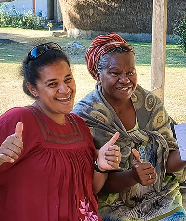 La journée de vaccination contre le Covid-19 s'est tenue dans une ambiance chaleureuse le 14 août à la tribu de Wanap-Eika.