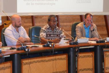 Jean-Pierre Djaïwé et Christopher Gygès ont représenté le gouvernement à l'ouverture de l'atelier PROTEGE à la CPS.
