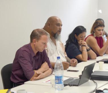 Vaimu'a Muliava a relancé la réforme de la fonction publique aux côtés de la direction des Ressources humaines et de la fonction publique de Nouvelle-Calédonie (DRHFPNC) et des partenaires sociaux.