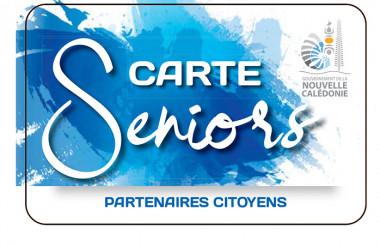 La liste des partenaires de la carte Seniors sera régulièrement mise à jour sur le site www.seniors.nc