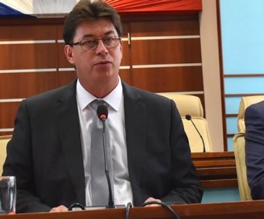 Thierry Santa réélu à la tête du Congrès