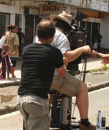 Le secteur de l'audiovisuel compte près de 115 entreprises et patentés en Nouvelle-Calédonie (© BAT).