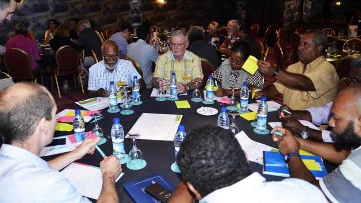 Deux ateliers ont été proposés, sur les thèmes « Quelles mobilités pour quels publics ? » et « Quelles mobilités pour quels territoires ? »