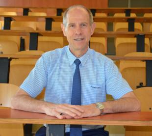 Érick Roser, vice-recteur directeur général des enseignements.
