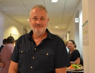 Frédéric Pratelli, président du syndicat des commerçants