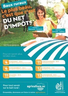 Campagne d'information sur le bail rural 2