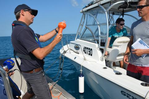 La journée de sensibilisation menée par les Affaires maritimes et ses partenaires sur le lagon devrait avoir lieu courant janvier.