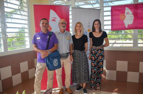 Les clubs Kiwanis de Païta et de Nouméa, le comité 3E et la société Cellocal sont partenaires sur le projet.