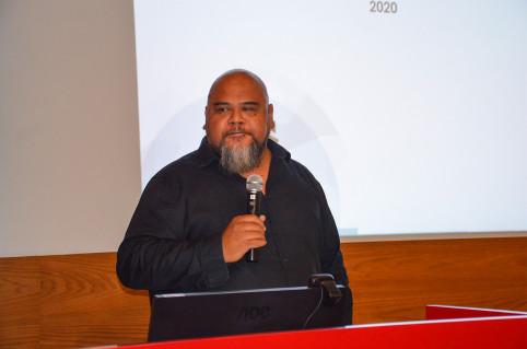 « Notre territoire doit générer davantage de données », a souhaité Vaimu'a Muliava.
