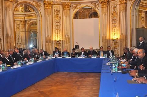 Un Comité des signataires dans la continuité