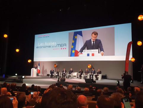 Les Assises de l'économie de la mer ont réuni plus de 1 500 participants au Corum de Montpellier.