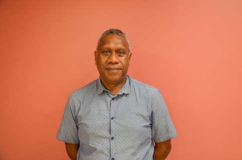 Olivier Thupako dirige le SMTI depuis 2018.