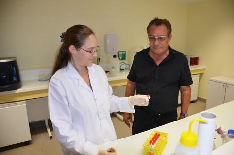 Le Laboratoire de Nouvelle-Calédonie travaille à l'élaboration d'un test ante-mortem de détection de l'ISTC.