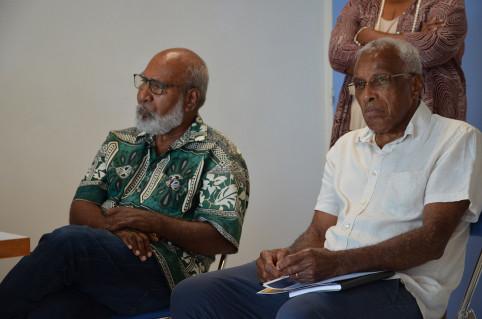 Des membres du Comité des sages participeront au séminaire sur l'enseignement de l'histoire-géographie de la Nouvelle-Calédonie.