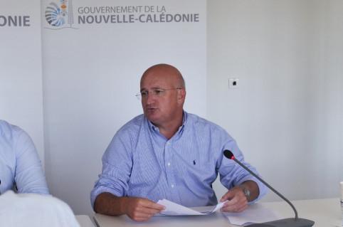 « Une loi du pays introduira la notion d'établissement public consulaire », a expliqué Yoann Lecourieux.