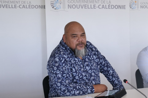 « Le télétravail figurait dans la feuille de route de la réforme de la fonction publique », a indiqué Vaimu'a Muliava.