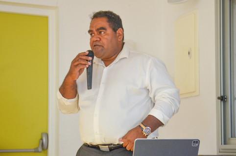 Pour Hnassil Duhnara, directeur de l'IFPPS-NC, « c'est une nouvelle étape pour la formation afin d'accompagner au mieux les futurs soignants et offrir des soins de qualité à la population ».