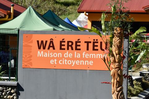 « Wâ éré tëu » signifie la maison où il fait bon vivre.