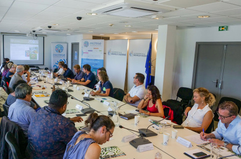 Les acteurs de PROTEGE ont fait le point sur le plan de mise en œuvre du programme.