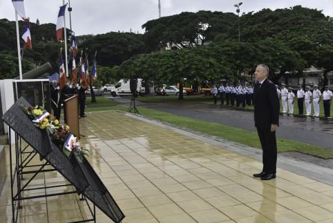 Alain Marc, secrétaire général du gouvernement. ©FANC