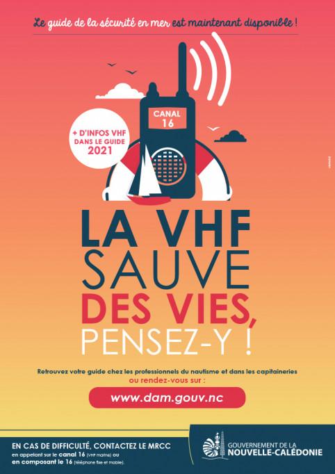 La VHF sauve des vies, pensez-y ! a_laffiche.jpg