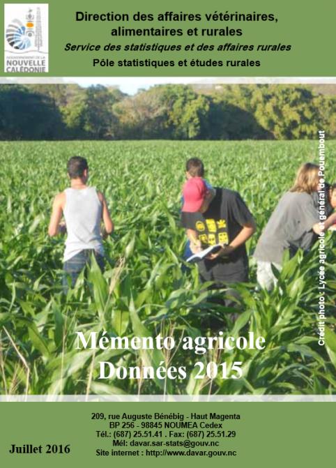 Le « Mémento agricole » en ligne