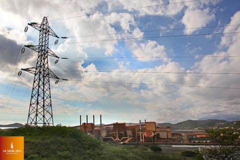 La centrale au gaz remplacera l'actuelle centrale au fioul de Doniambo.