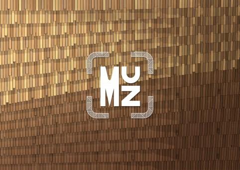Le MUZ, c'est aussi une nouvelle identité visuelle qui pourra être déclinée sur différents supports.