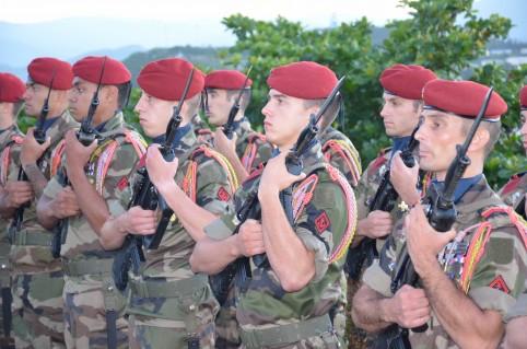 Les jeunes soldats des Fanc. Beaucoup de ceux tombés aux Dardanelles n'étaient pas plus âgés.