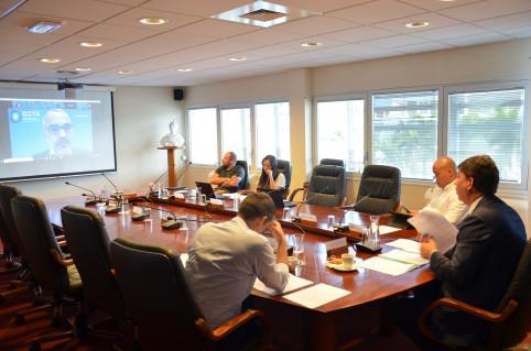 Avec le décalage horaire, la conférence ministérielle de l'association des pays et territoires d'outre-mer de l'Union européenne a eu lieu le mercredi 9 au matin.