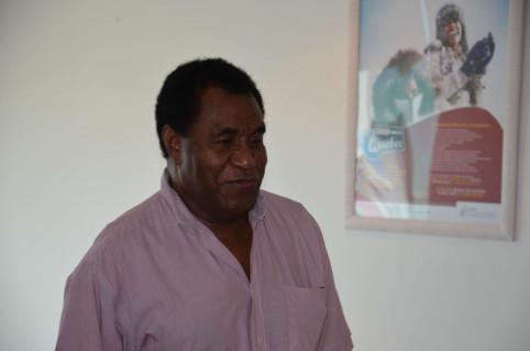 « Votre métier est capital pour la sécurité de tous », a rappelé Pierre Trotro, directeur de l'éducation, de la formation, de l'insertion professionnelle et de l'emploi à la province des Îles.