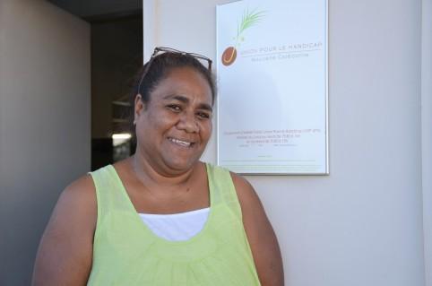 « Le GIP UPH me soutient financièrement, mais aussi psychologiquement », explique Jeannette qui vient régulièrement dans les locaux pour discuter.