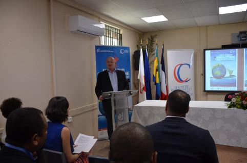 « Le choix de mettre le Japon à l'honneur est naturel en raison de son histoire avec la Nouvelle-Calédonie », a relevé Yoann Lecourieux.