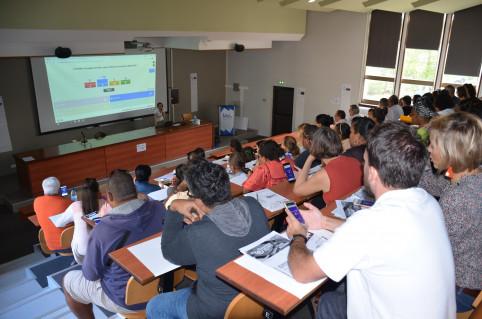 Le séminaire du RIIFE a débuté par un quiz de connaissances sur le réseau qui a tout de suite mobilisé les participants.