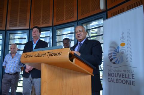 Mason Smith, directeur général de l'UICN Océanie.