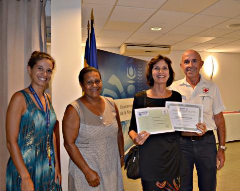 Les lauréats ont reçu une récompense allant de 20 000 à 50 000 francs.