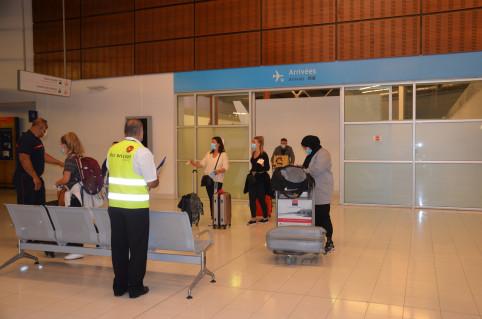Certains soignants vont s'envoler pour les îles Loyauté dès le lendemain de leur arrivée.