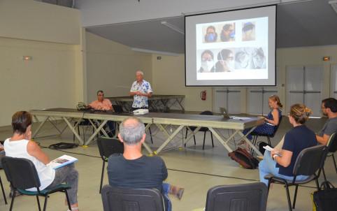 La réunion a été animée par la DAPM et la DASS.